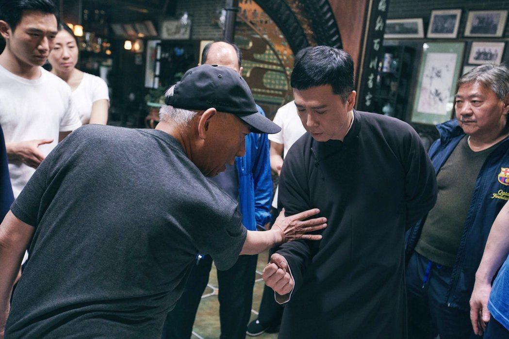 「葉問4:完結篇」將於12月20日上映。圖/華映提供