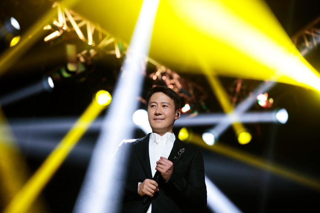 香港天王黎明將於14日首登台北小巨蛋開唱。圖/開麗娛樂提供