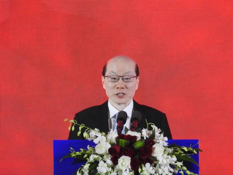 大陸國台辦主任劉結一。 聯合報系資料照/記者林宸誼攝影