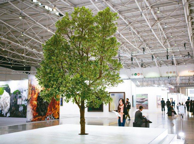 「台北當代藝術博覽會」今年1月重磅登場,對於台灣藝術產業的影響仍持續發酵中。 圖...