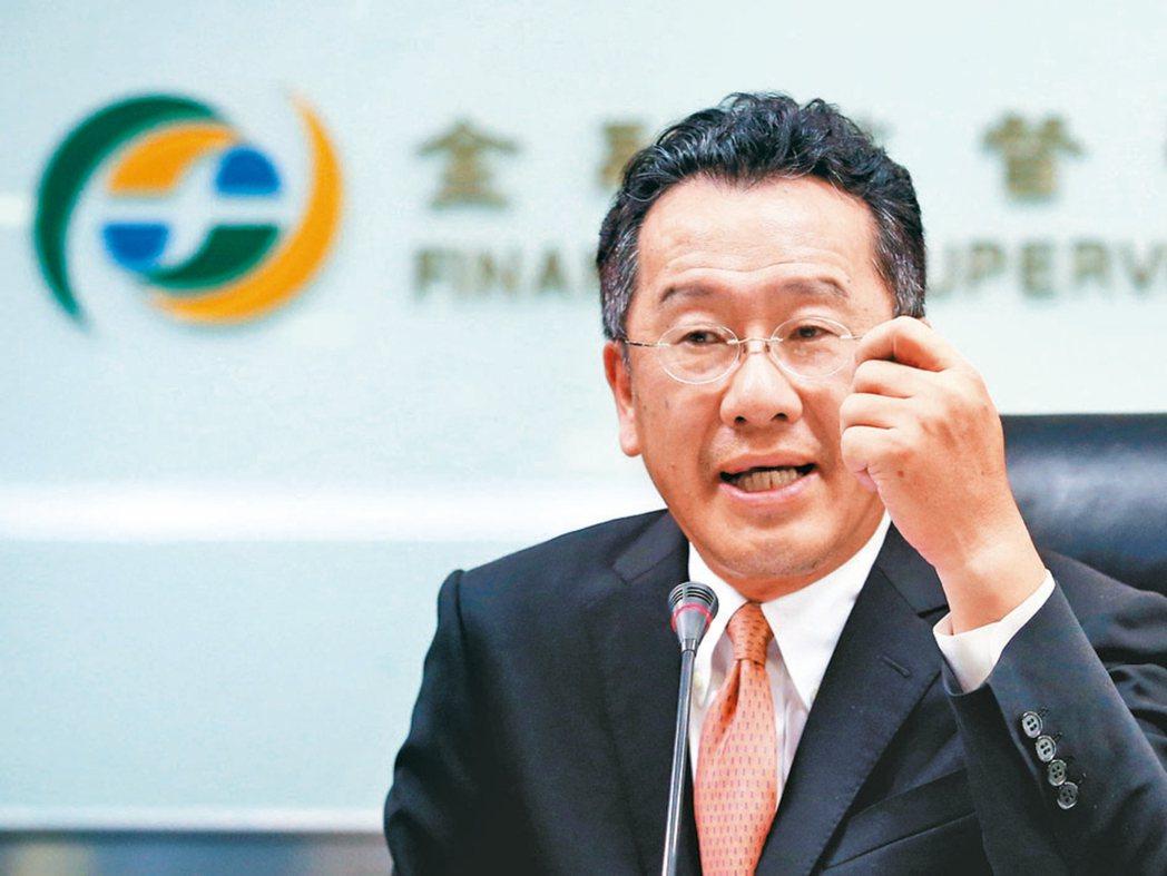 台灣要成為國際金融中心,金管會主委顧立雄認為有五個難以克服的地方,包括不是英美法...