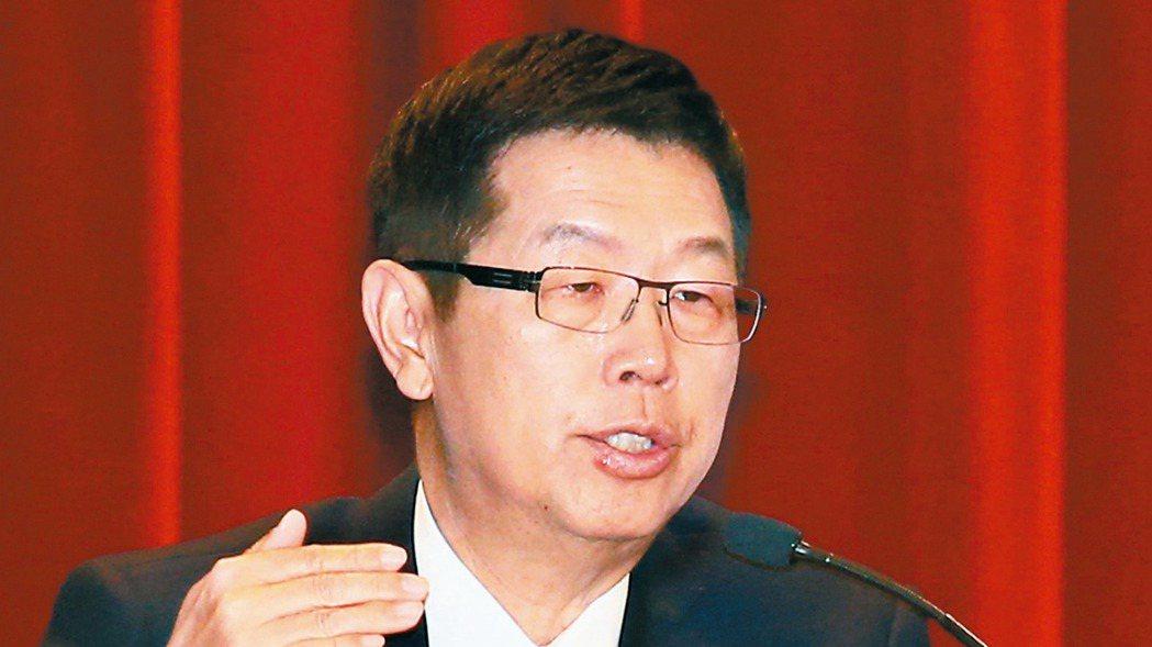 鴻海董事長劉揚偉。 本報資料照片