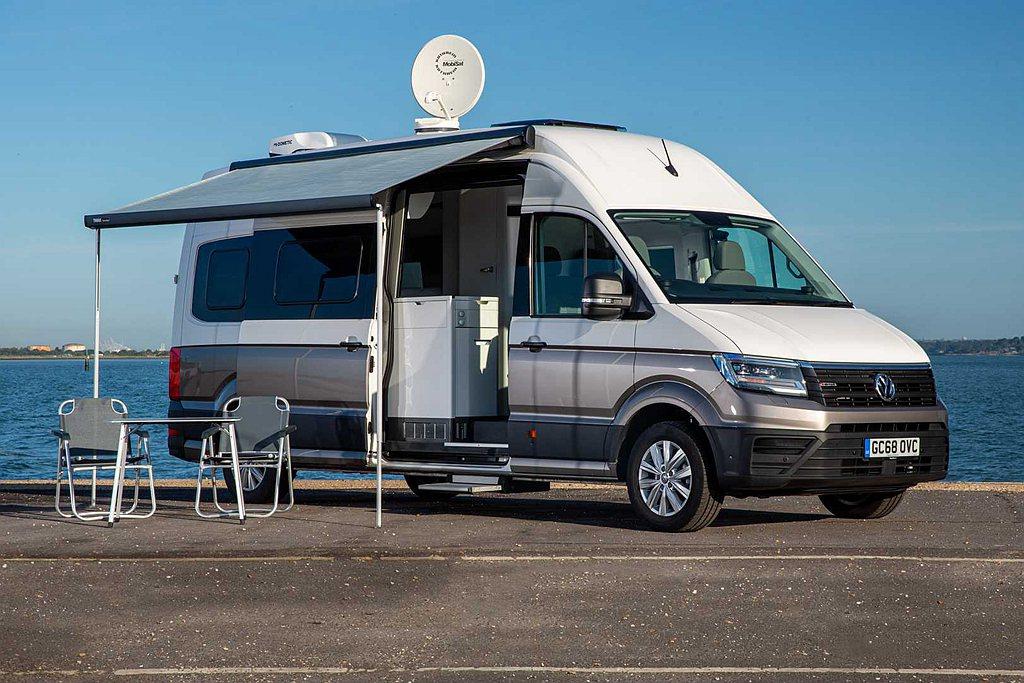 露營車新選項,福斯商旅Grand California已經在歐洲市場開始銷售。 ...