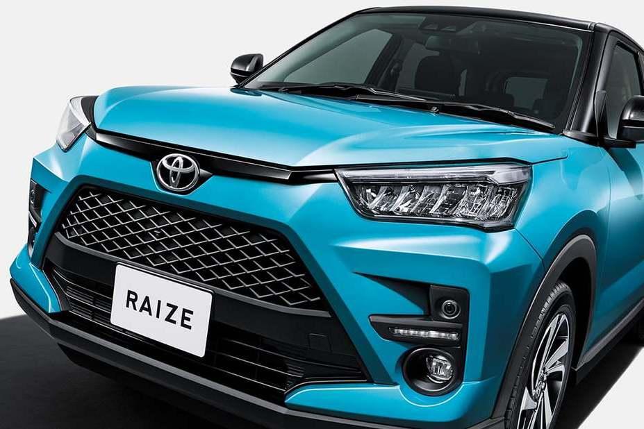 Toyota Raize人氣爆棚 日本單月訂單突破3萬張!