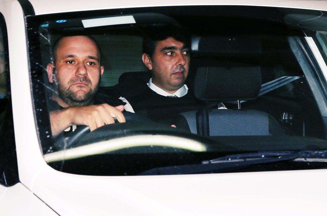 「不只是個計程車司機...」中間人特馬(Melvin Theuma)因為洗錢案遭...