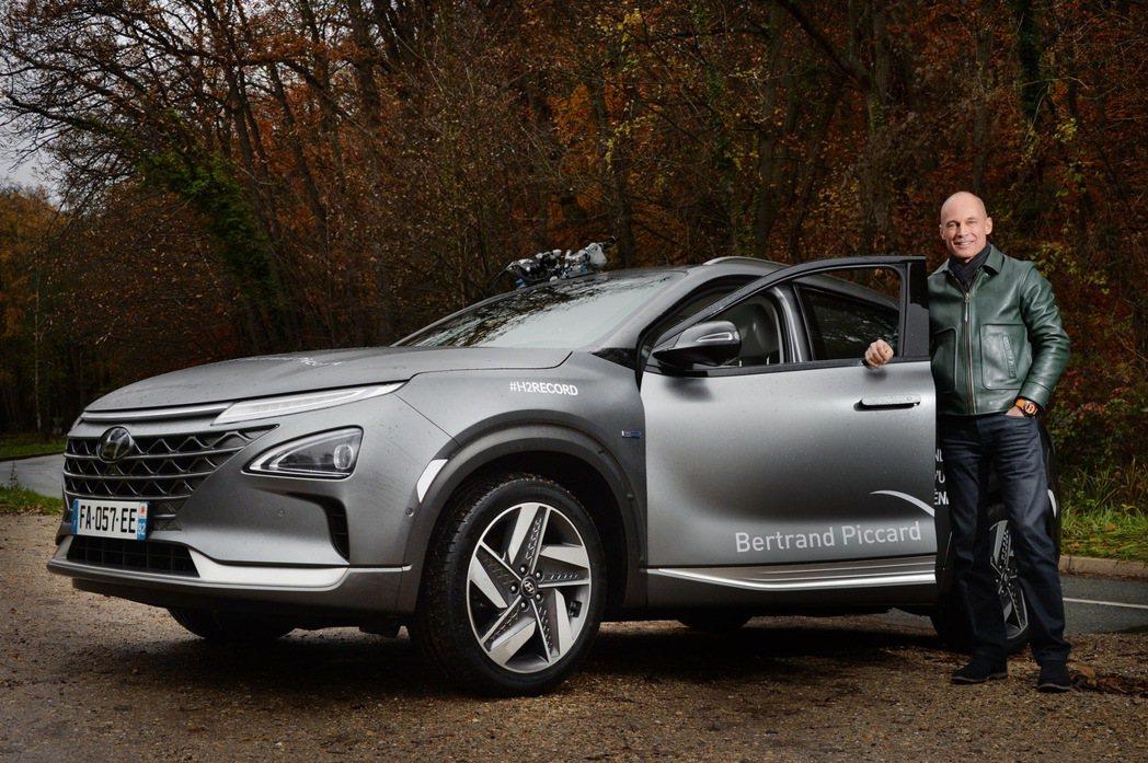 即便完成778公里的距離,Hyundai Nexo的剩餘里程仍約有49公里。 摘...