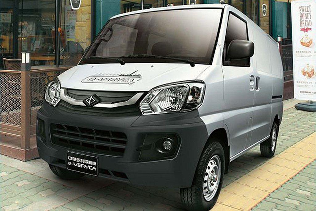 中華菱利e-Veryca電動車其實已經有不少輛都已經上路服役了。 圖/中華汽車提...