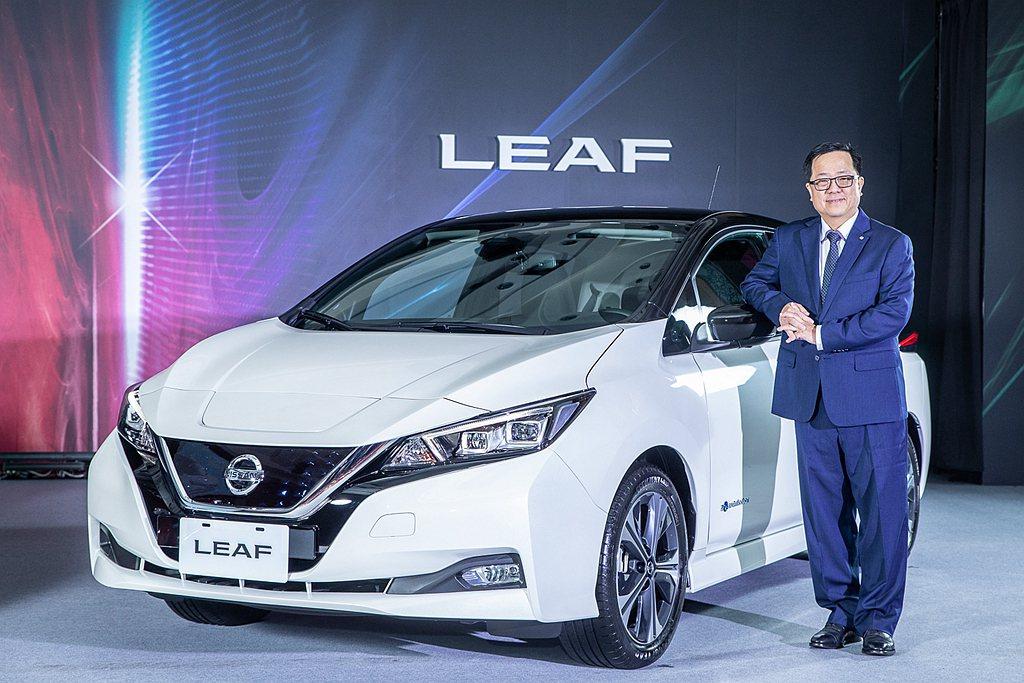 全球累積銷量最多的Nissan Leaf,縱使已經在9月底發表,但還是有很多人沒...
