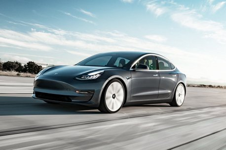 TESLA Model 3加持 挪威2019年純電新車銷售佔比達42%