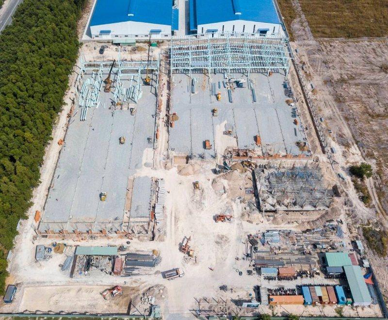 東昌在營造工程業務及智慧工廠上大有斬獲且穩定成長。 東昌電機/提供