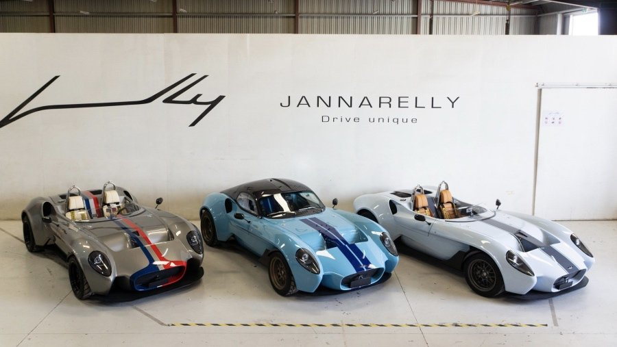 Jannarelly Automotive提供