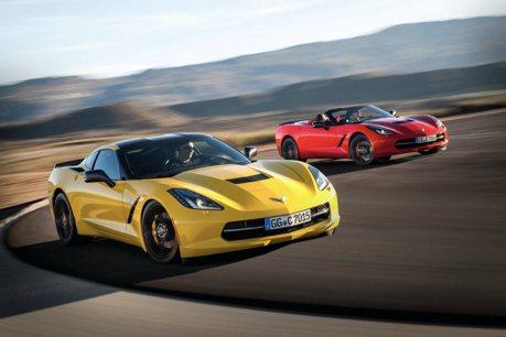 Chevrolet Corvette清倉大拍賣!直接砍28萬元!