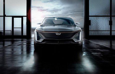 Cadillac首款電動跨界休旅 大約一年後就會發表?