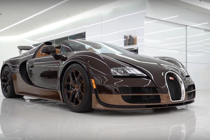 影/Bugatti Veyron保養有多貴?換個油就能買輛Honda!