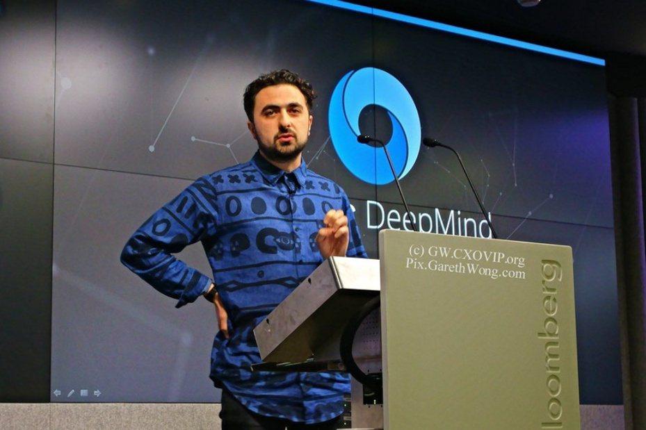DeepMind共同創辦人Mustafa Suleyman