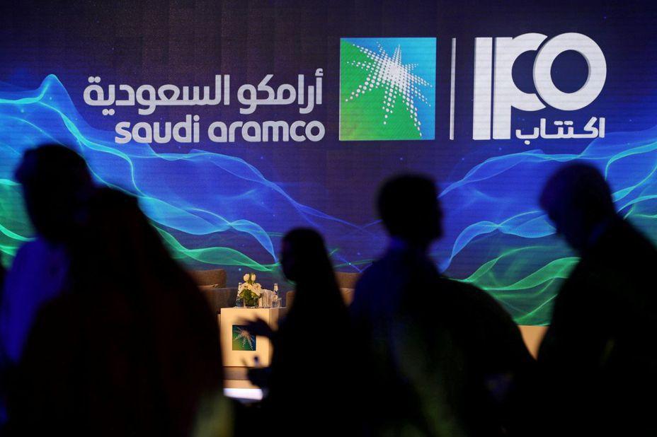 Aramco IPO可見市場對這家全球獲利最高公司的估值為1.7兆美元。路透