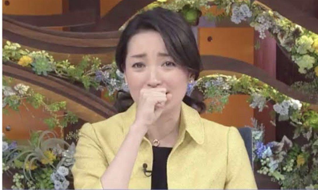 日本東京電視台知名女主播大江上個月在播報台灣志工前往丸森協助水災善後新聞時,忍不...