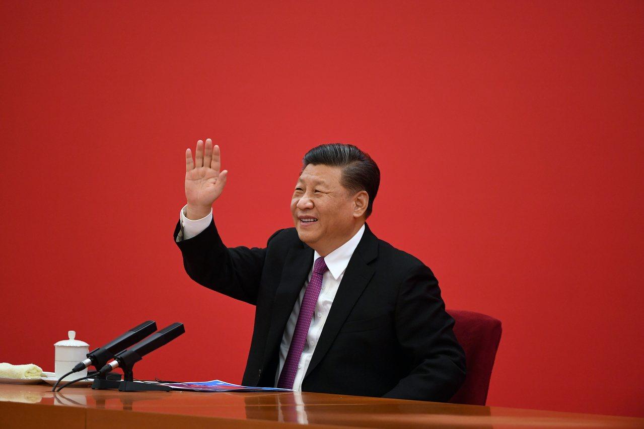 美國皮尤研究中心調查出,全球民眾對中國大陸好惡意見分歧,圖為中國國家主席習近平。...
