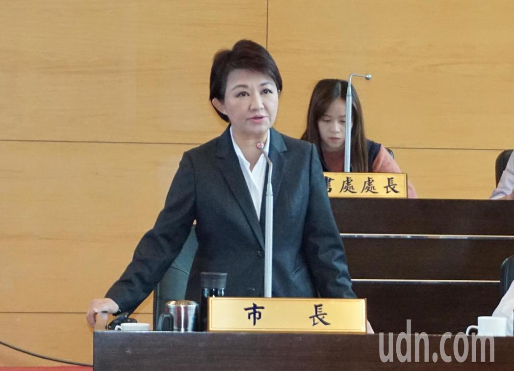 台中市長盧秀燕今早說,台中人過去付出30年健康為台灣發電,現在應該讓台中人喘口氣...