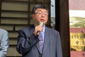 陳水扁行徑囂張 邱毅:他應該掌握住蔡英文的黑資料
