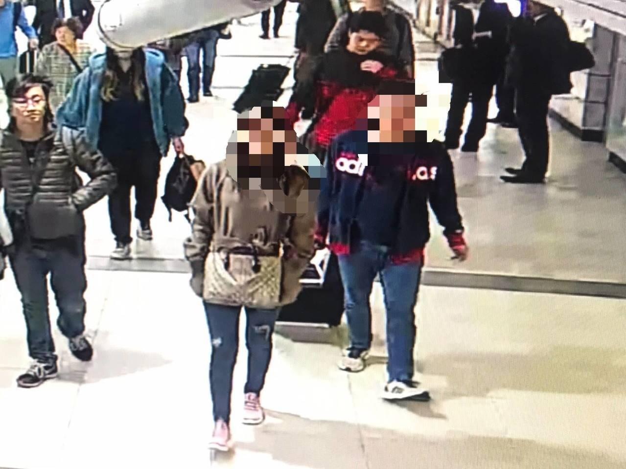 陳姓男子及女友日前逃竄至台北,在台北火車站身影曝了光,警方也很快掌握其行動模式。...