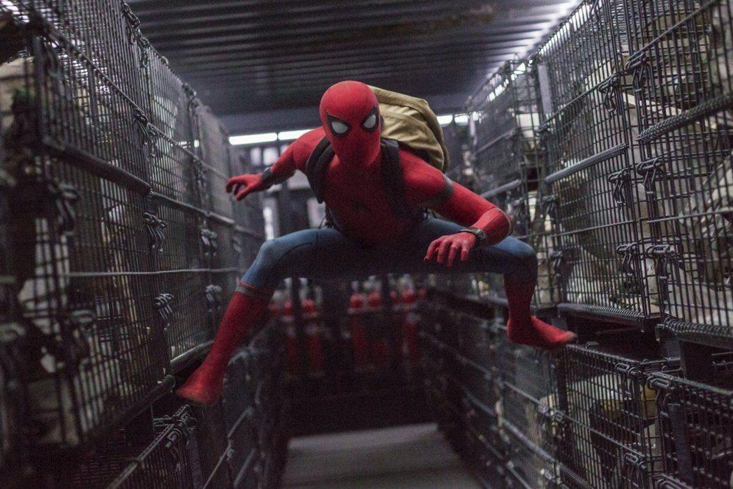 蜘蛛人差一點就無法繼續留在漫威電影宇宙。圖/摘自imdb