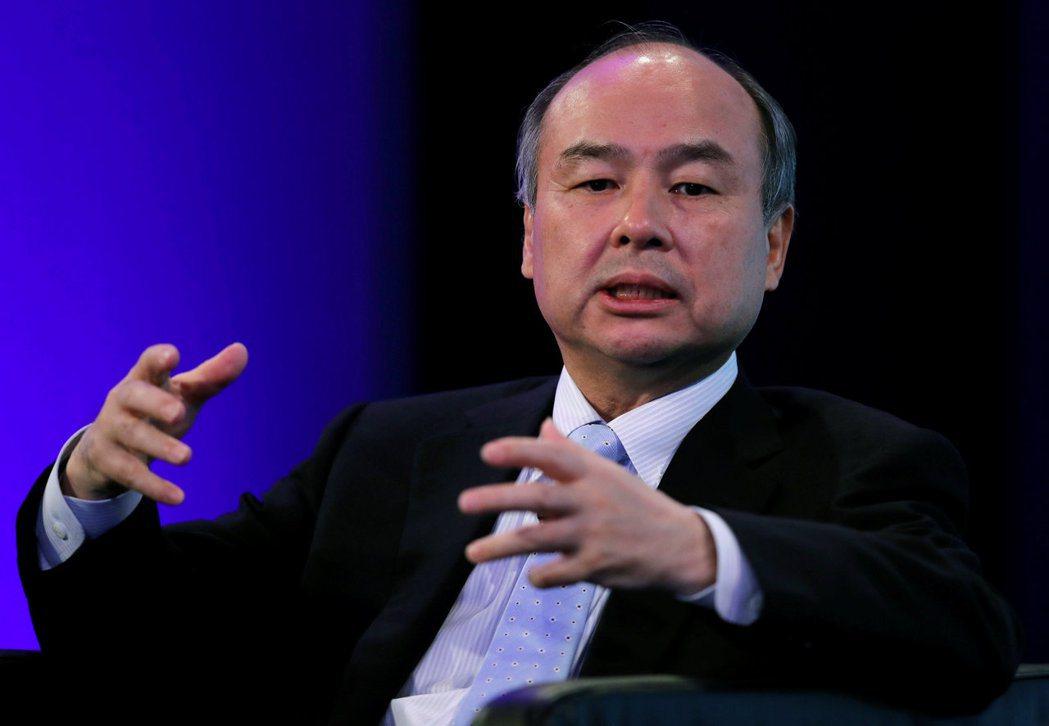 軟銀創辦人孫正義與馬雲暢聊,重申他堅持投資靠直覺的信念。路透