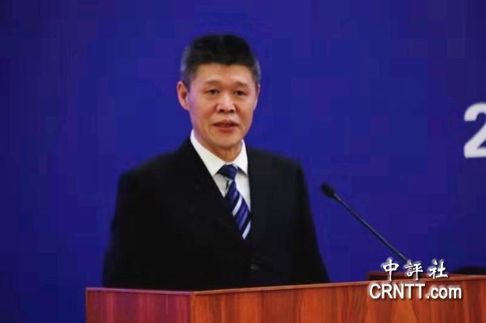 大陸全國台灣研究會執行副會長王升。(取自中評網)