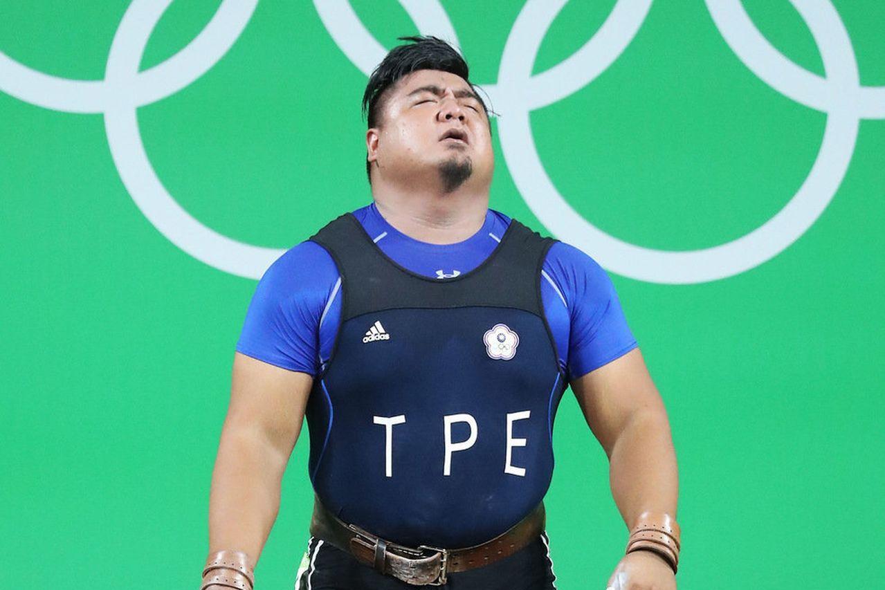 舉重/疑似禁藥 兩屆奧運會選手陳世傑被禁賽