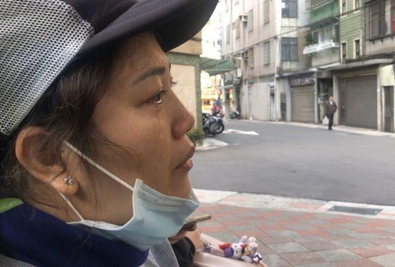 從越南遠嫁來台15年的玉霞。記者侯俐安/攝影