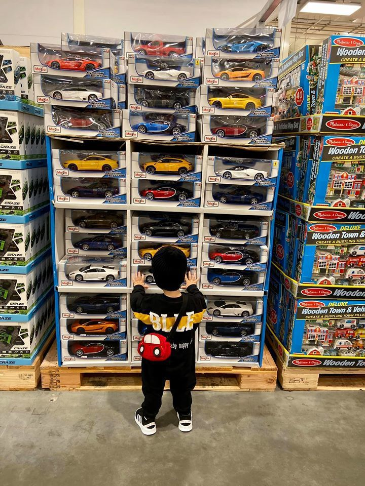 一名媽媽表示,好市多應將玩具區設為禁區,否則每次踏入都要上演一場和孩子的拉鋸戰。圖截自<a href=