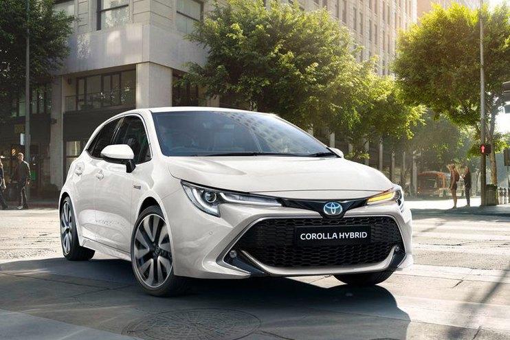 連汽油都不要了 英國新年式Toyota Corolla只剩Hybrid可選!