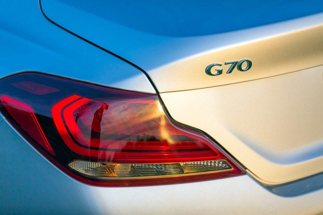 Genesis G70自2018年於北美市場發售後,銷量表現相當優異。 摘自Ge...