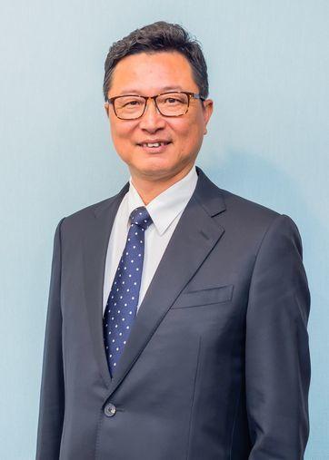 高雄市產業發展協會理事長陳昭男。 高雄市產發會/提供