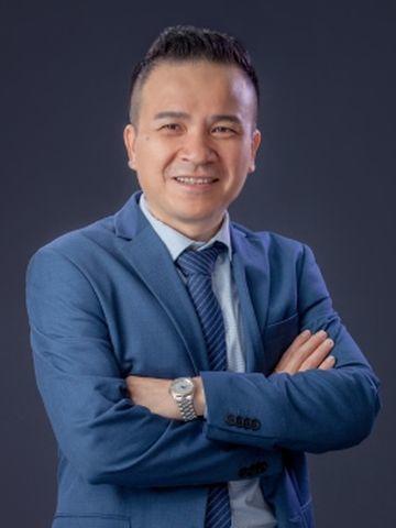 國立中山大學EMBA執行長徐士傑。 高雄市產發會/提供