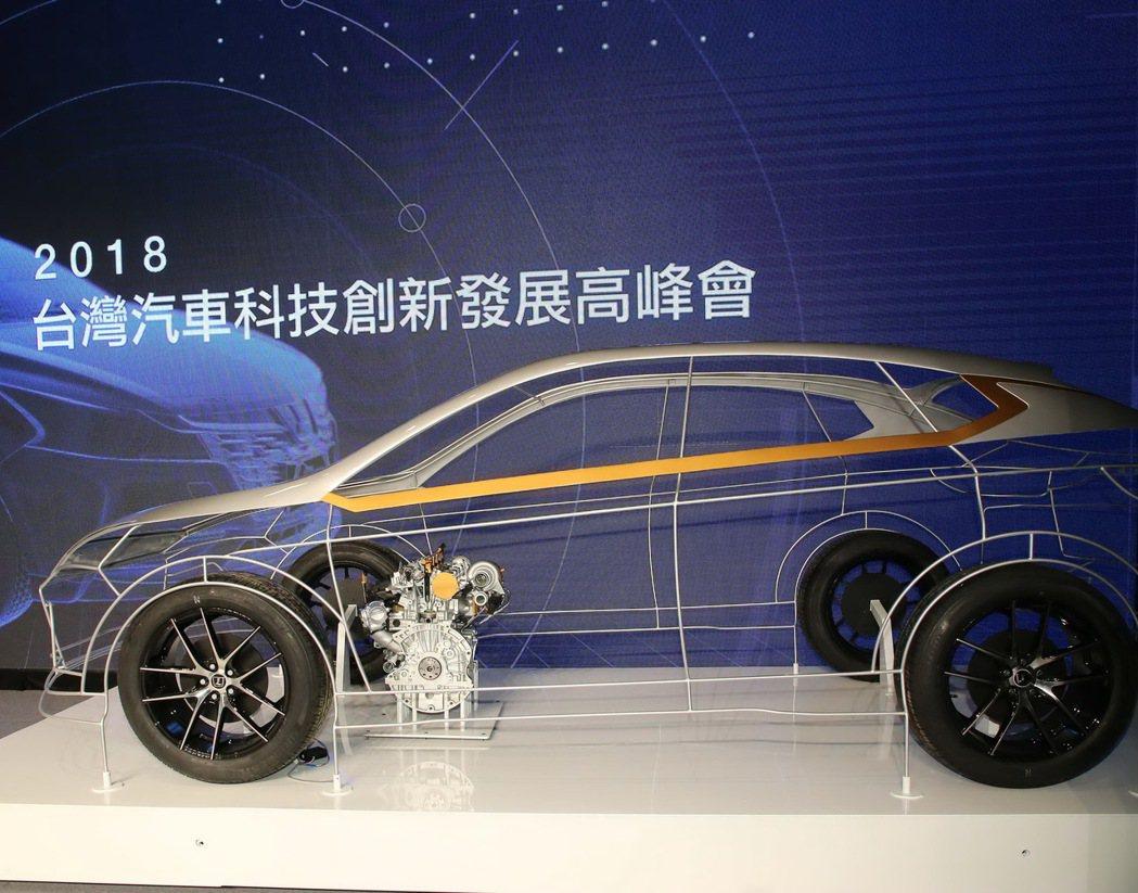 新世代引擎由台灣自主研發團隊主導,研發過程邀集GTR之父水野和敏團隊、日本、英國...