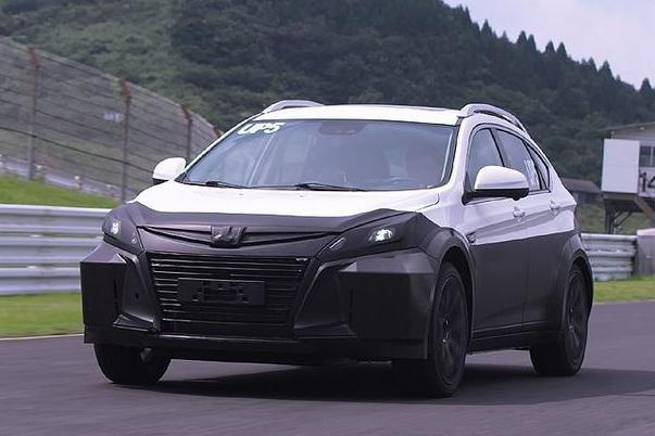 【2020台北車展】水野和敏離職前的夢想 UP5測試車將亮相