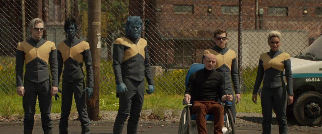 「X戰警:黑鳳凰」為全系列畫下不光彩的句點。圖/摘自imdb