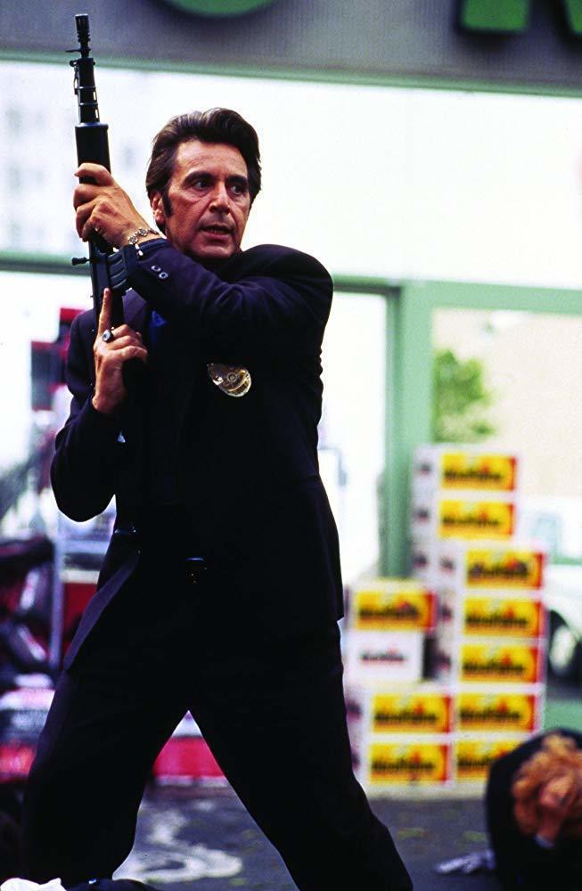 艾爾帕西諾在「烈火悍將」扮演勇猛警探。圖/摘自imdb