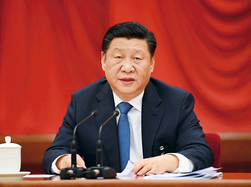 中共總書記習近平6日主持召開中共中央政治局會議。圖:新華社資料照片