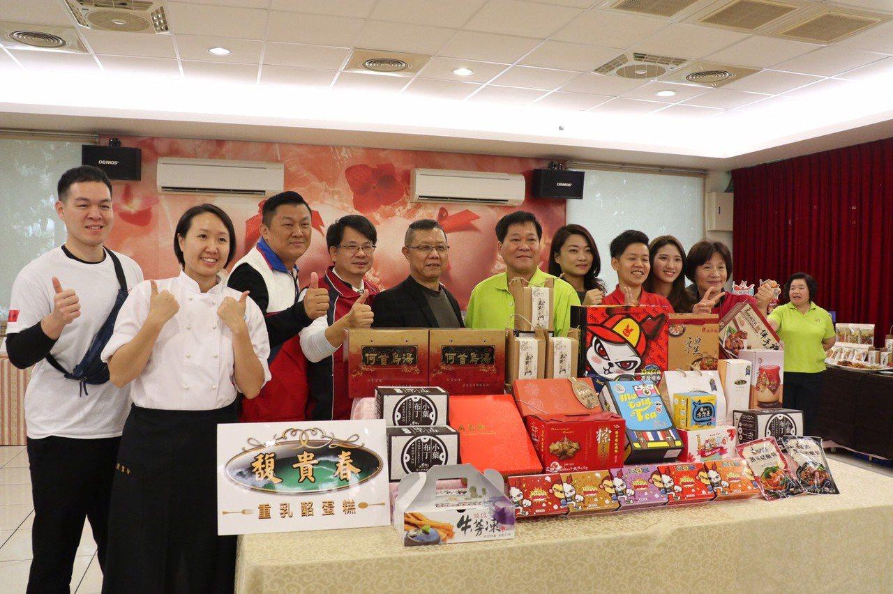 台南市新營嘉年華會今天登場。圖/新營區公所提供