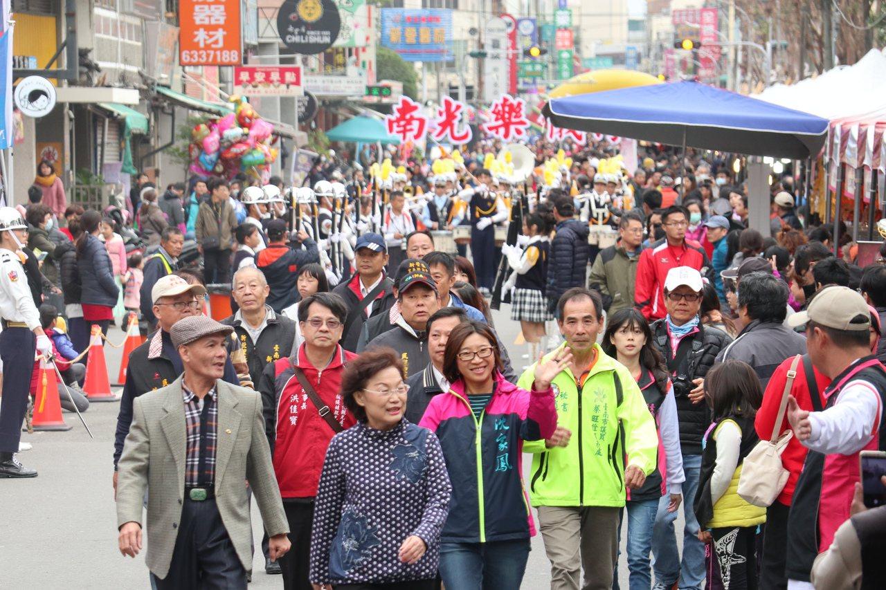 台南市新營嘉年華會今登場。圖/新營區公所提供