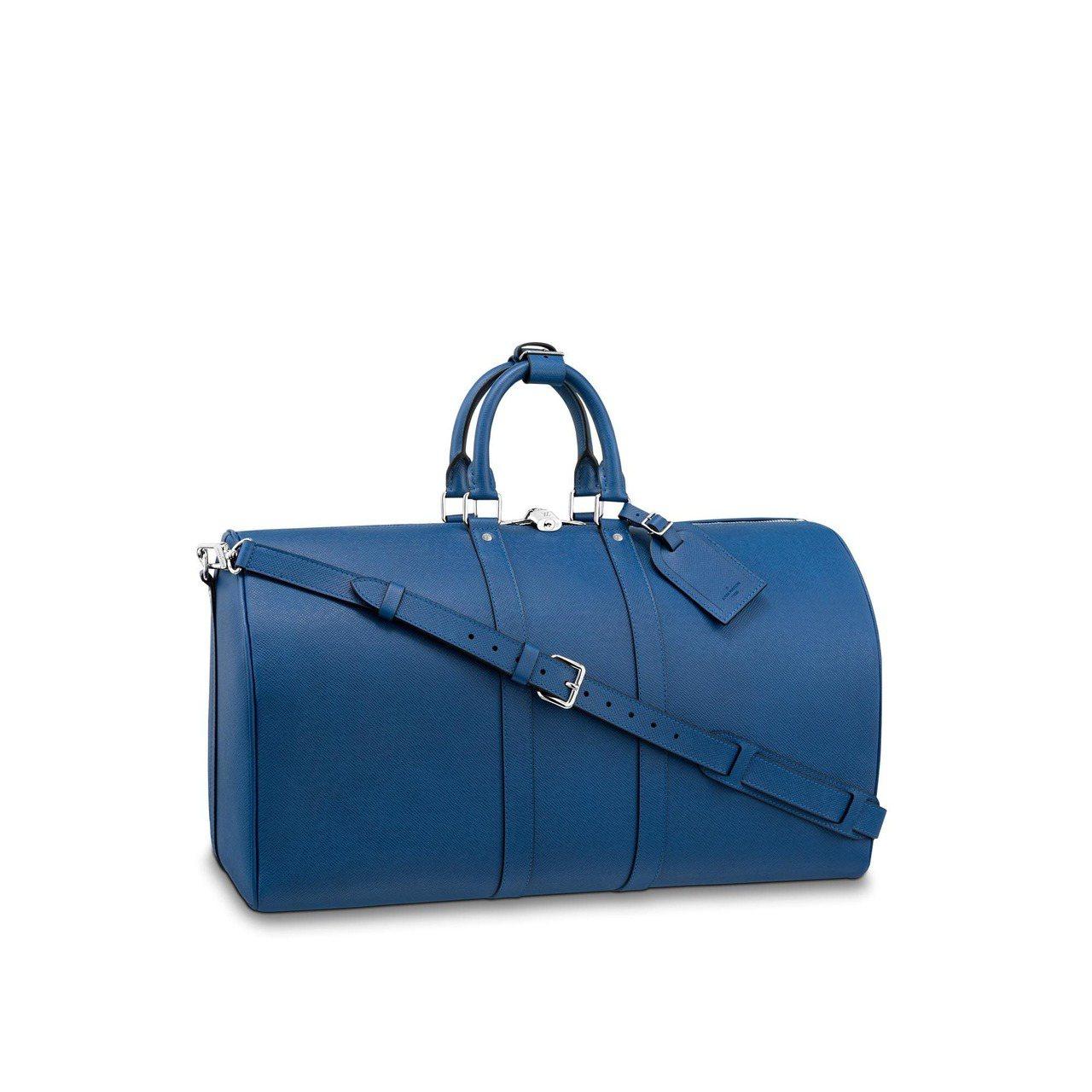 路易威登Keepall BANDOULIÈRE 50手袋,售價95,500元。圖...