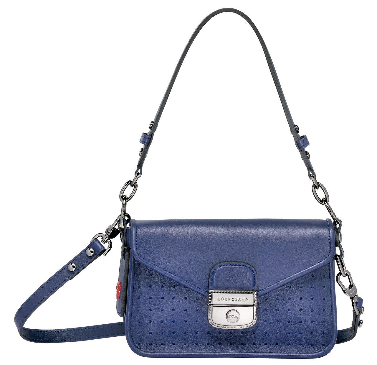 LONGCHAMP Mademoiselle Longchamp斜背袋,售價36...