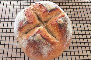 不失敗的鑄鐵鍋麵包