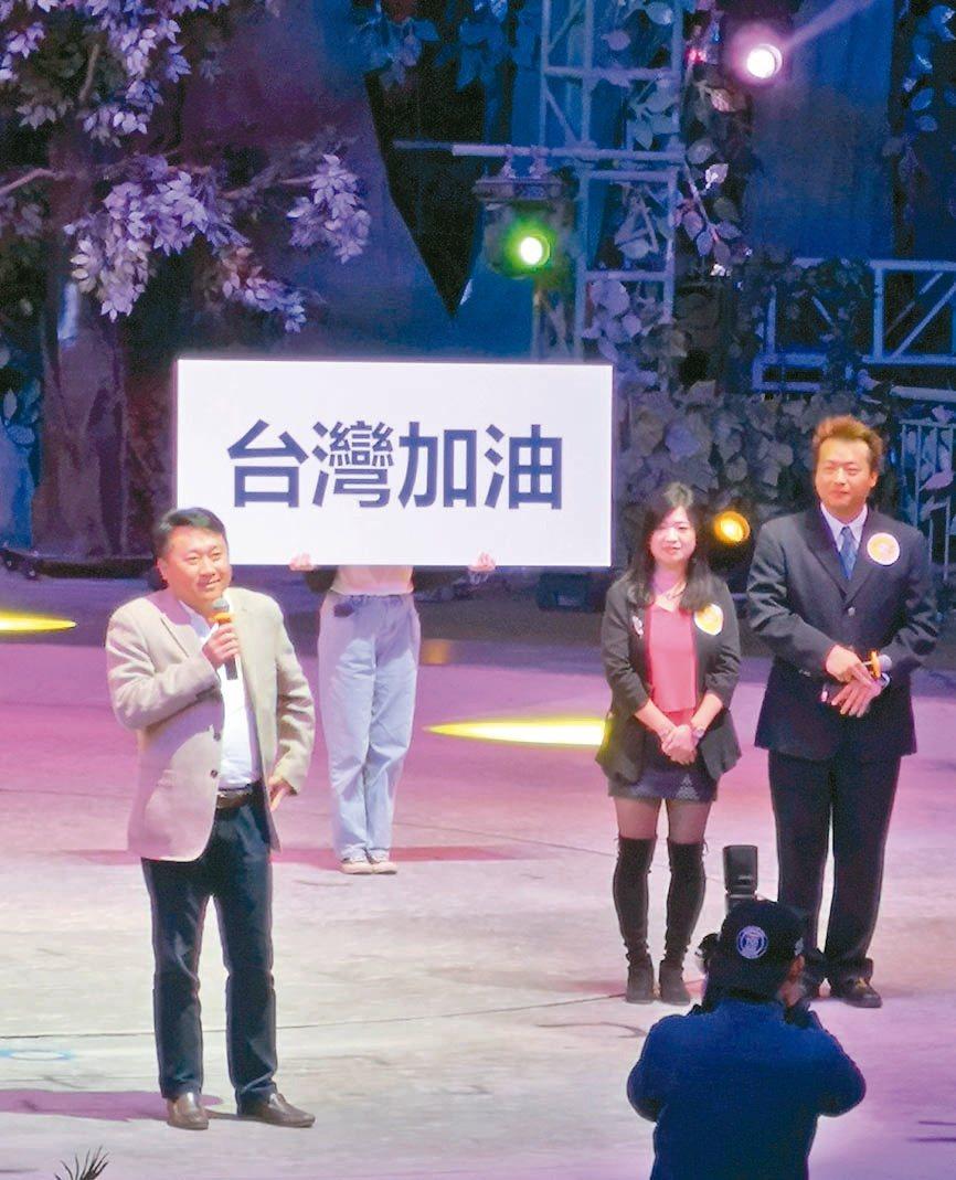 國民黨前組發會主委、現任智庫副執行長李哲華。 圖/讀者提供