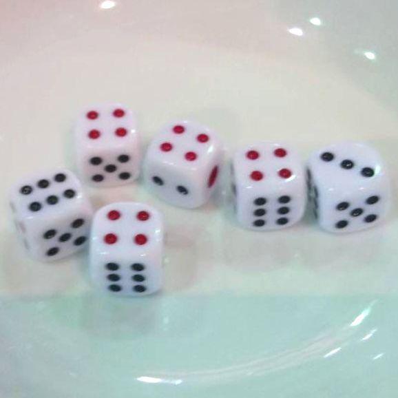 你知道「骰子」該怎麼念嗎? 圖/聯合報系資料照片