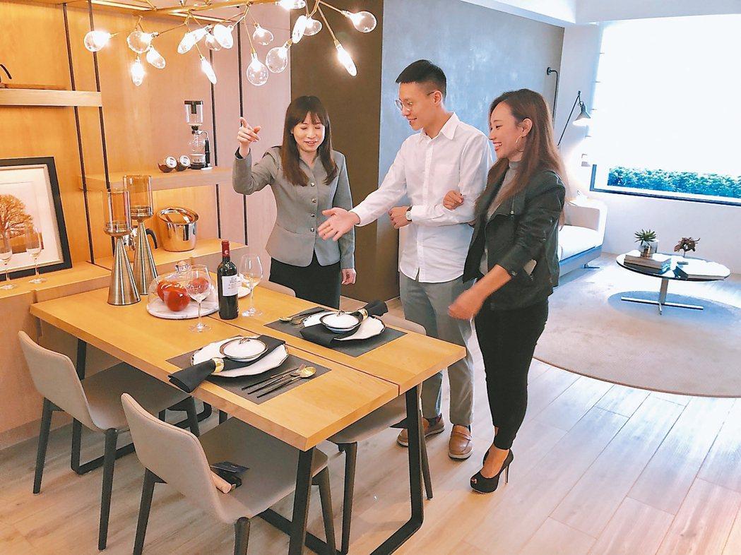 近二年,台中房市低總價、低自備的小宅當道,隨著銀行利率持續走低,搭配輕鬆付款方式...