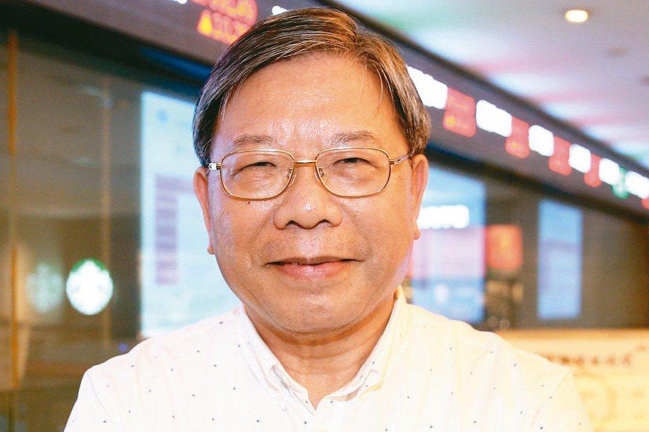 臻鼎董事長沈慶芳。 本報資料照片