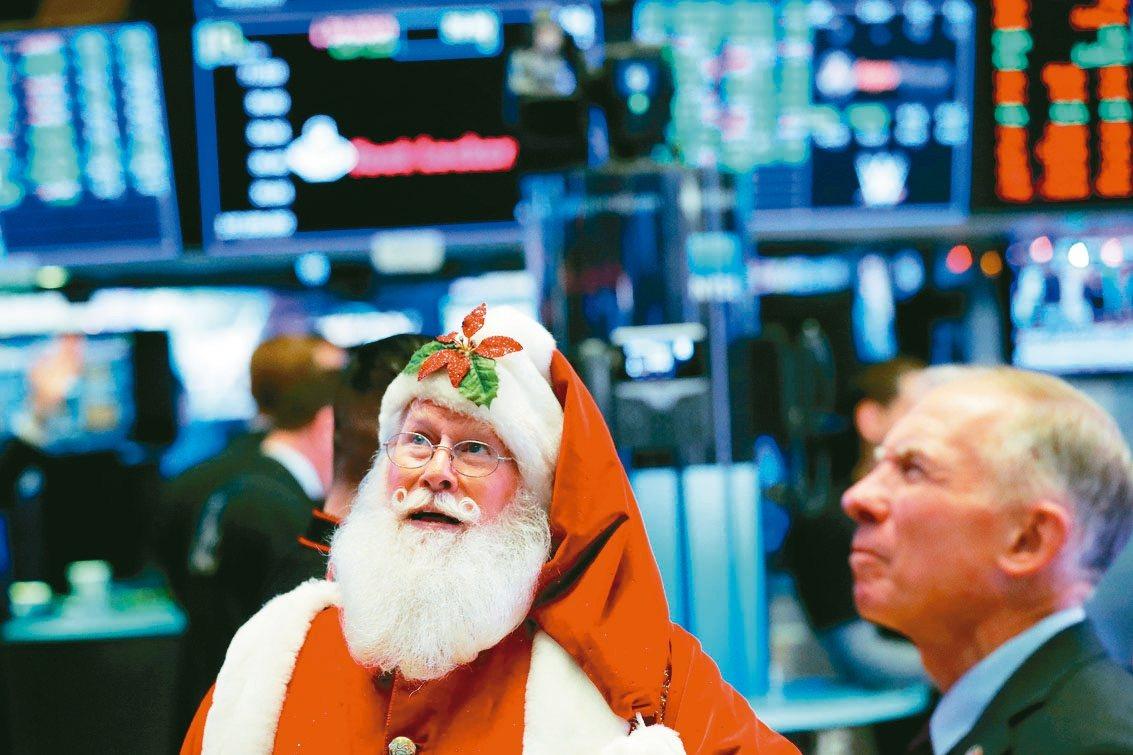 耶…大漲!耶誕喜氣飄進美股,美11月非農就業人數超預期強勁,帶動道瓊上周五大漲3...